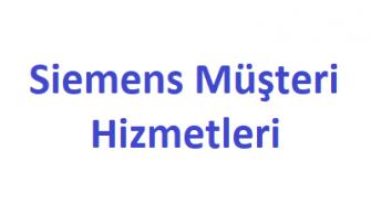 Siemens Müşteri Hizmetleri Telefon Numarası