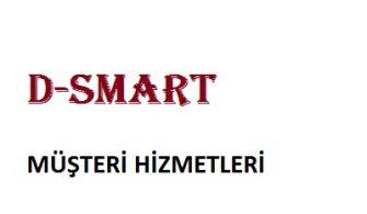 D-Smart Müşteri Hizmetleri Telefon Numarası